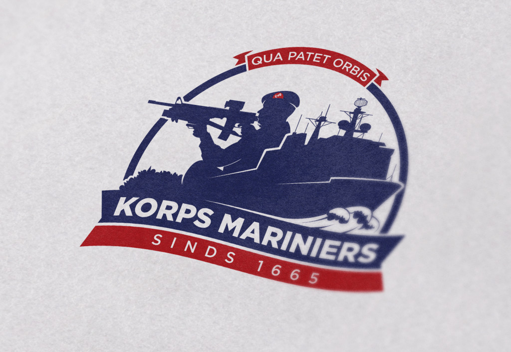 Jubileum Korps Mariniers